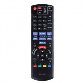 Panasonic IR6 Compatible Remote Control for Bluray DMP-BDT DMP-BD Blu-Ray series and all other models