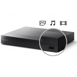 Sony BDP-S6700 4K 3D SACD Wi-Fi DLNA Region Free Bluray Player