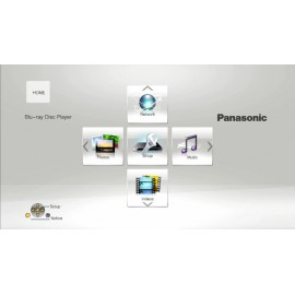 Panasonic DMP-BDT184 3D Region Free Bluray Player