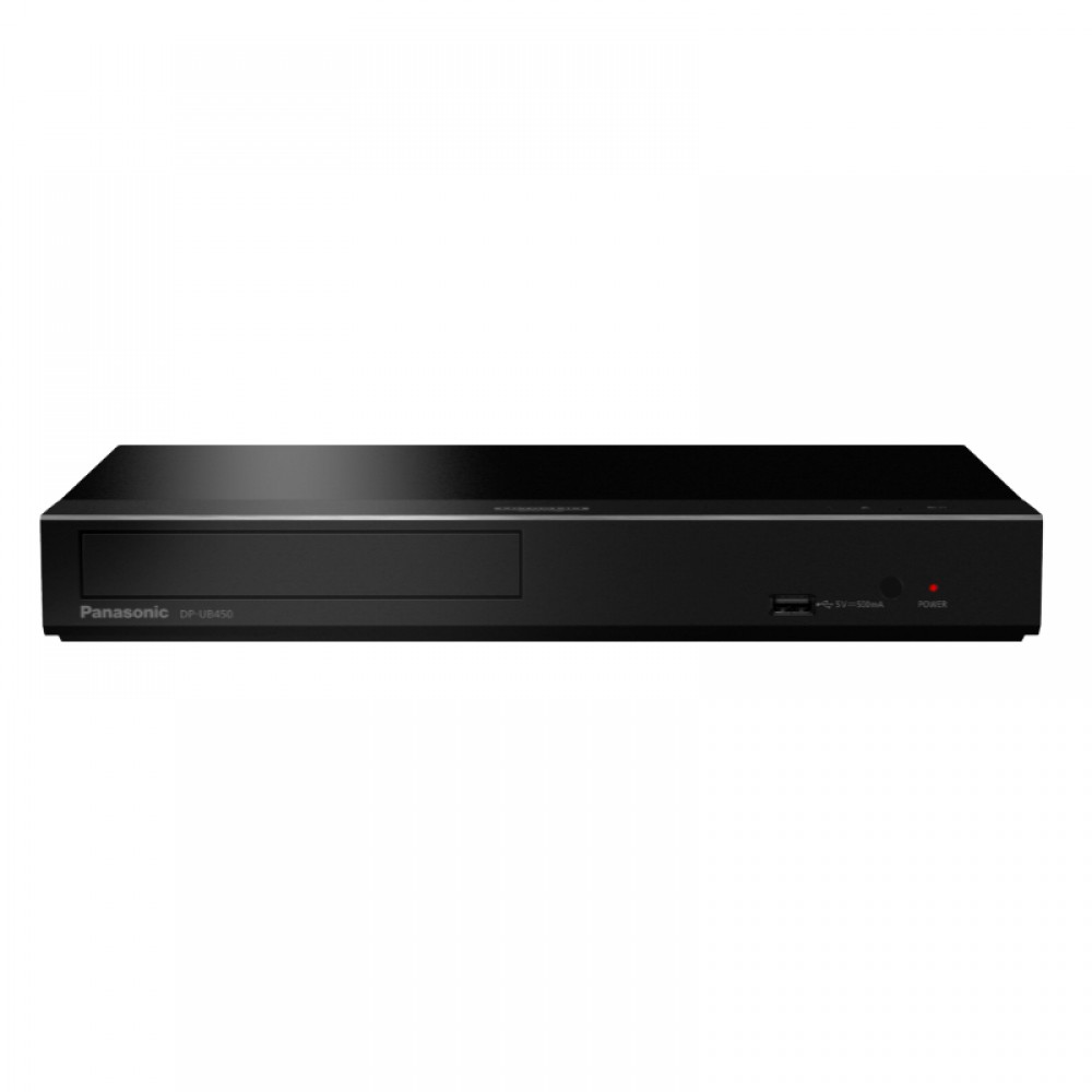 Panasonic DP-UB450EG, HDR10+ HLG, Dolby Atmos Region Free Ultra HD 4K Bluray Player