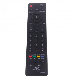 Toshiba SE-R0377 BDX series DVD/Blu-ray Player Compatible Remote Control